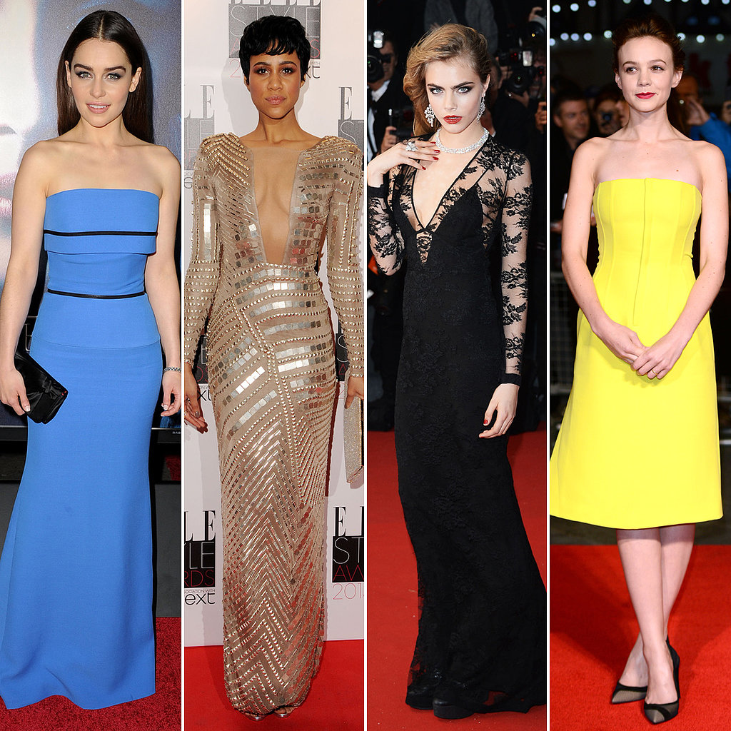The Best-Dressed Brits of 2013
