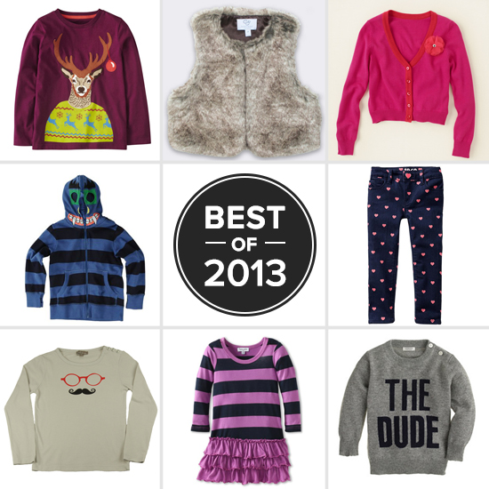 Favorite Kids' Clothes 2013