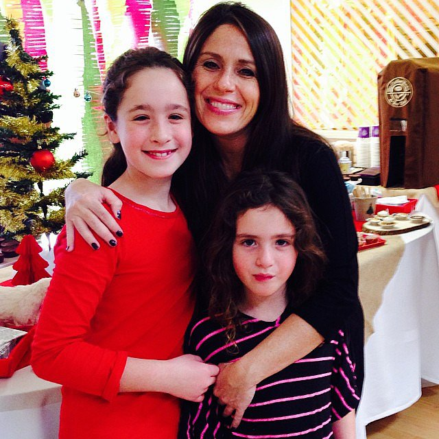 Soleil Moon Frye was joined by her daughters at the Baby 2 Baby holiday party. Source: Instagram user moonfrye