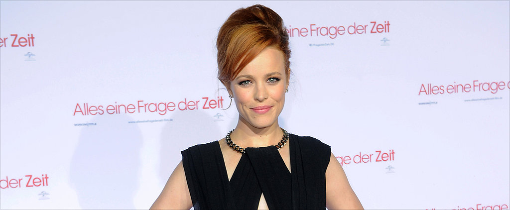 Rachel McAdams Works Through Ryan Gosling Speculation