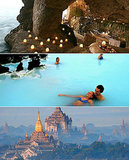 Top Places and Travel Pins