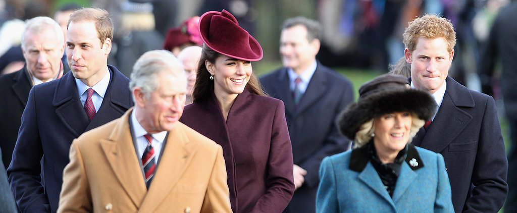Talk About Posh: Inside the Royals' Christmas Traditions