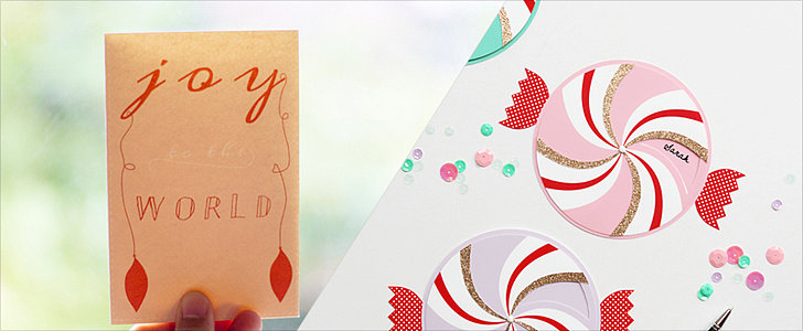 20+ Free and Noncheesy Christmas Card Printables