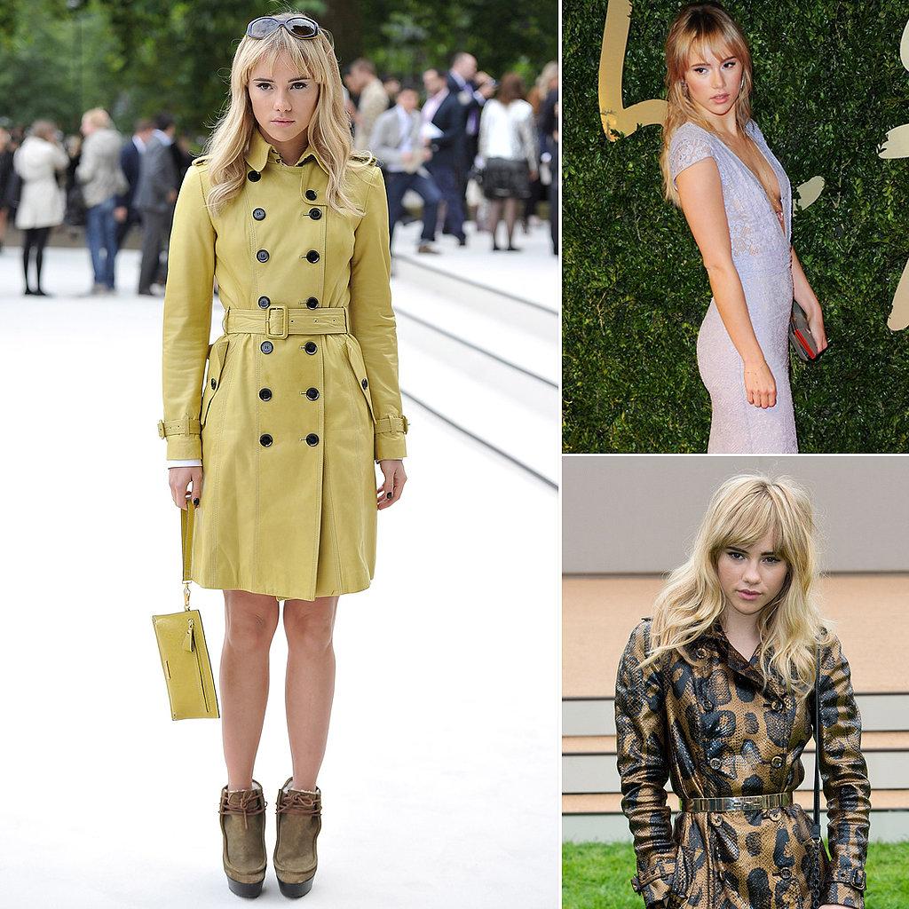 Suki Waterhouse Style Popsugar Fashion Australia