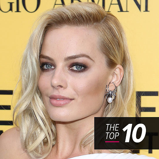 Most Beautiful Celebrities: Margot Robbie, Katy Perry