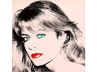 Ryan O'Neal Can Keep Farrah Fawcett Portrait by Andy Warhol