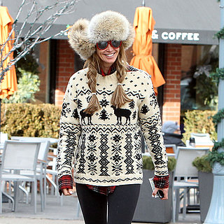 Cute Winter Ski Outfit