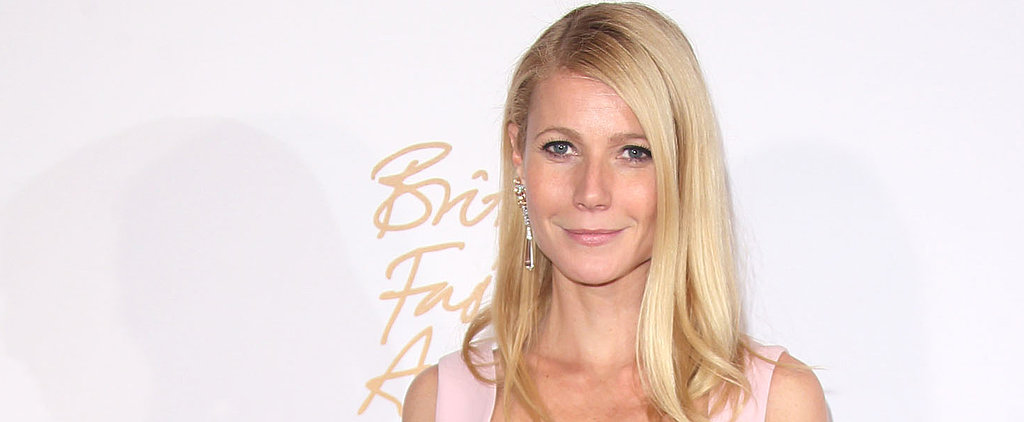 How Gwyneth Paltrow Is Spending the Holidays