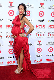 Dania Ramirez Welcomes Twins