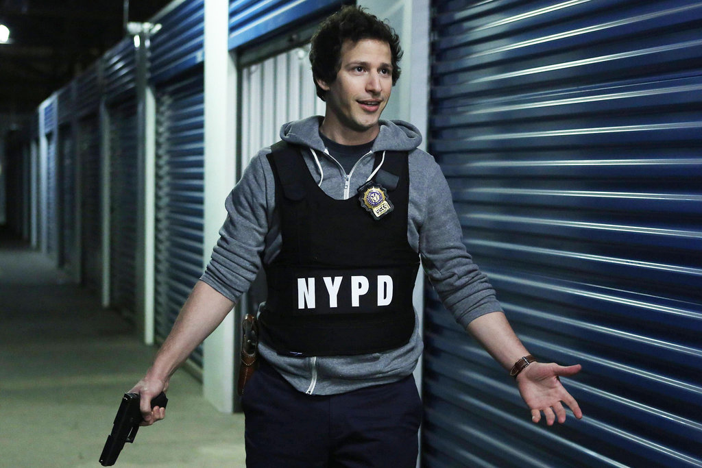 Jake on Brooklyn Nine-Nine