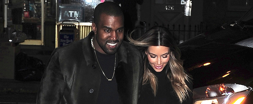 Kanye West Pens New Love Song — and It's Not About Kim!