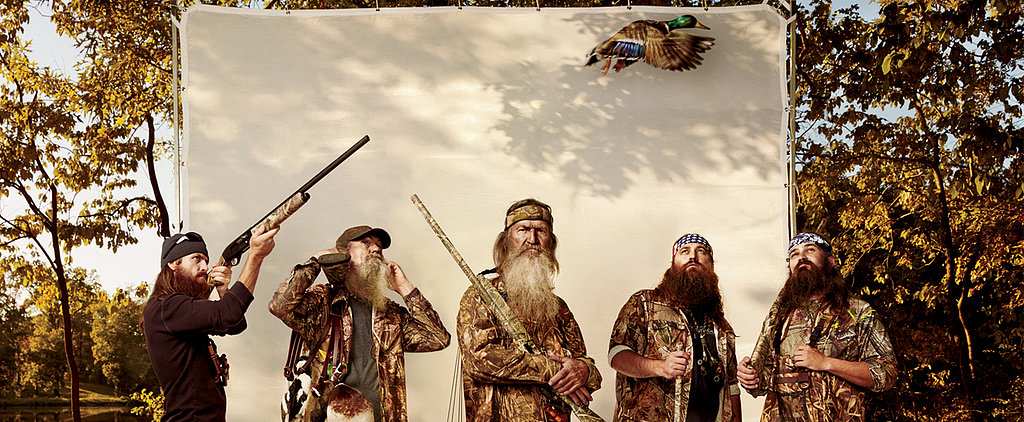The Ridiculous Duck Dynasty Details You May Have Missed