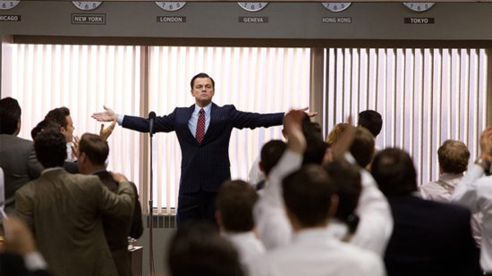 Watch, Pass, Rent: The Wolf of Wall Street