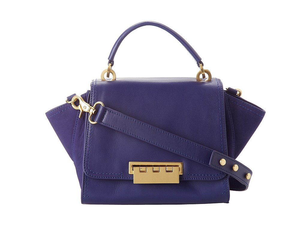 ZAC Zac Posen Eartha Extreme Soft Top Handle ($450)