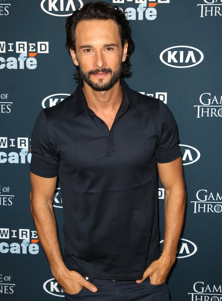 Rodrigo Santoro will star in The 33, the drama about the Chilean miner crisis in 2010.