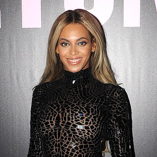 Beyonce at Visual Album Release Party at SVA