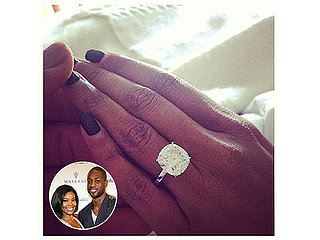 Gabrielle Union Is Engaged - See Her Fabulous Ring