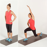 Reverse Lunge With Reach