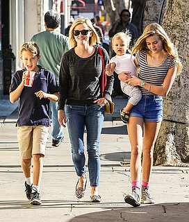 Reese Witherspoon & Her Beautiful Brood