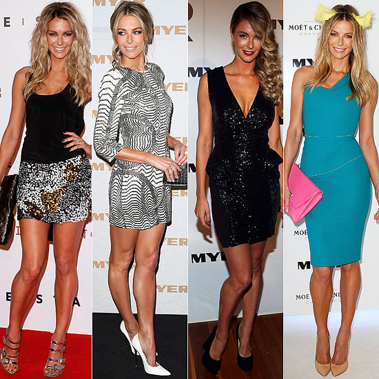 Happy Birthday, Jennifer Hawkins! See Her Best Style Looks