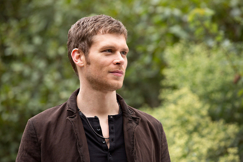 Klaus on The Vampire Diaries