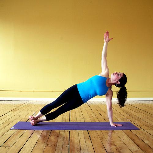Heating Yoga Sequence