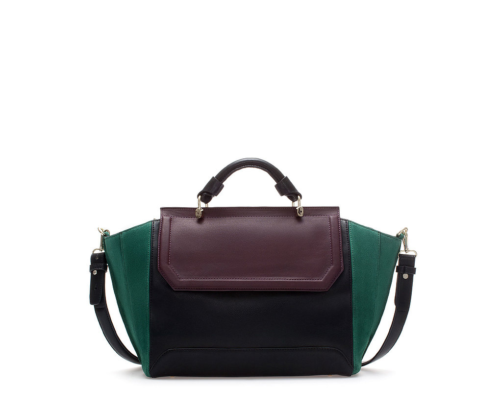 Zrar Tri-Color City Bag ($80, originally $100)
