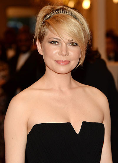 3. Michelle Williams: Pixie to Short