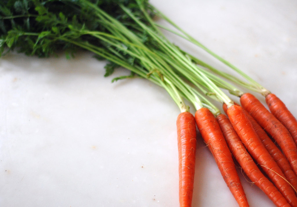 The Winter Food: Carrots