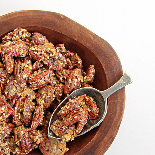 Spiced Nuts Recipes