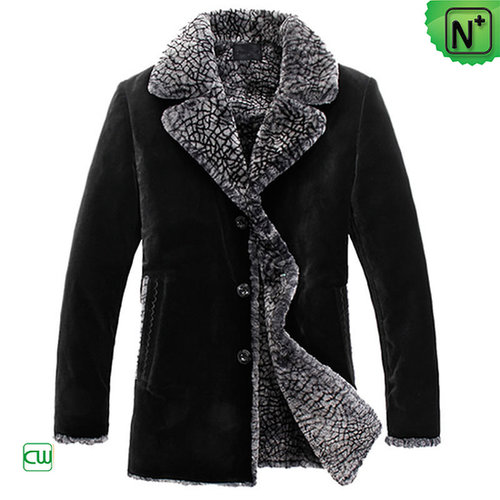 Sheepskin Fur Coats for Men CW877237