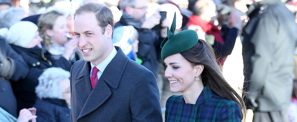 Leave It to the Royals to Spread the Christmas Cheer!
