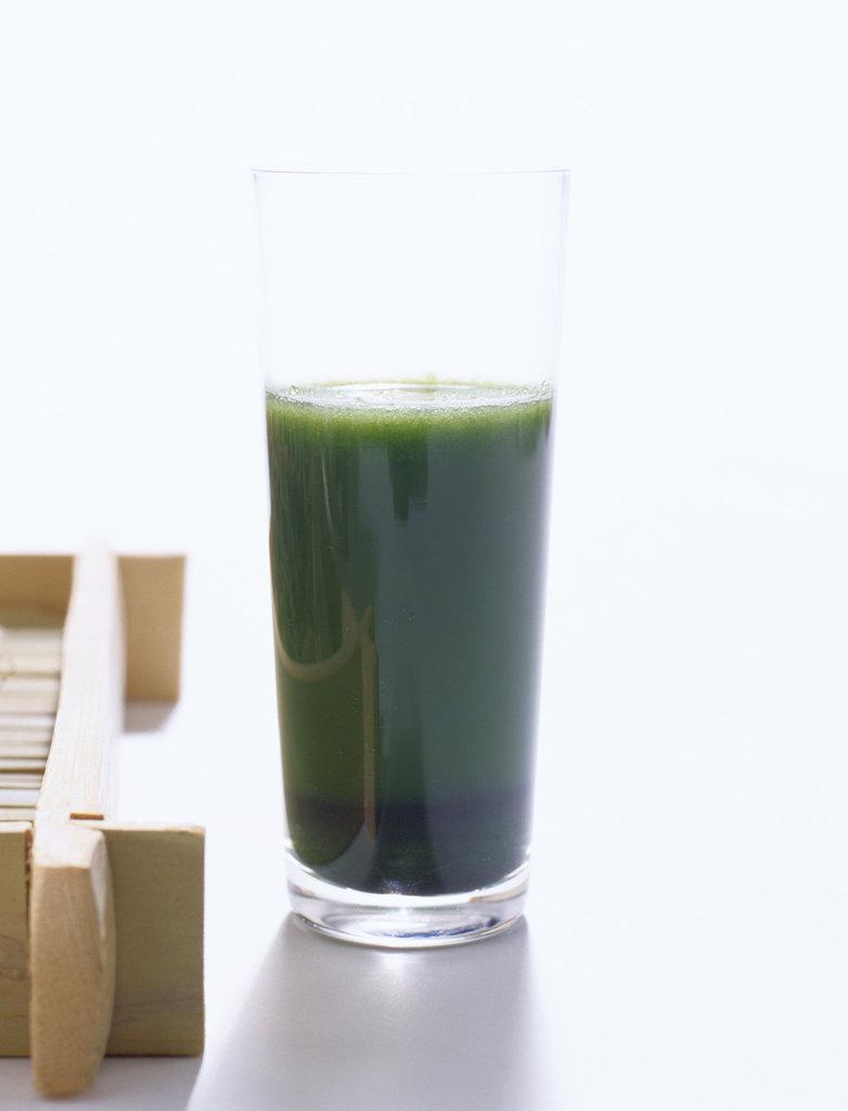 Antioxidant-Rich Green Juice