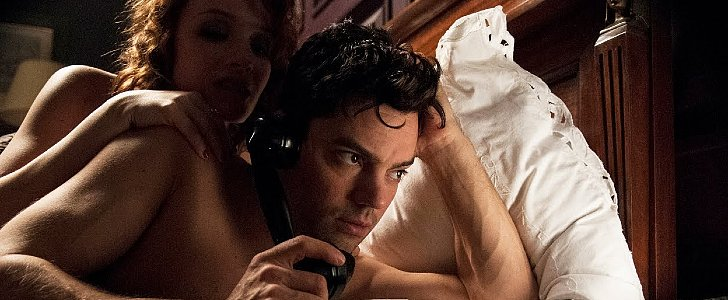 Dominic Cooper Makes Bond Creator Ian Fleming Sexy