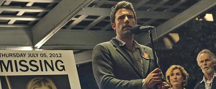 Ben Affleck Is Suspicious in the First Gone Girl Picture