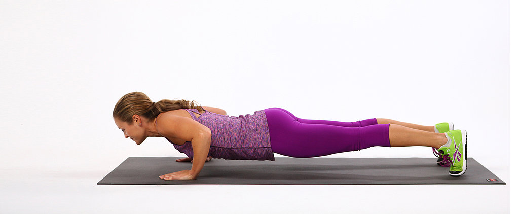 Push-Up Circuit Challenge: 4 Weeks to 50 Push-Ups