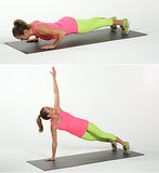 Upper Body and Core: Push-Up and Rotate