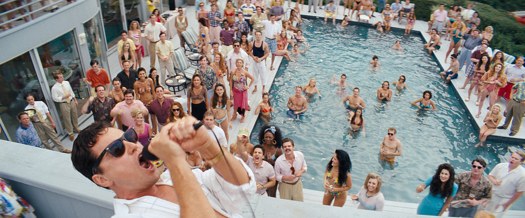 Boldest Award Season Movie: The Wolf of Wall Street