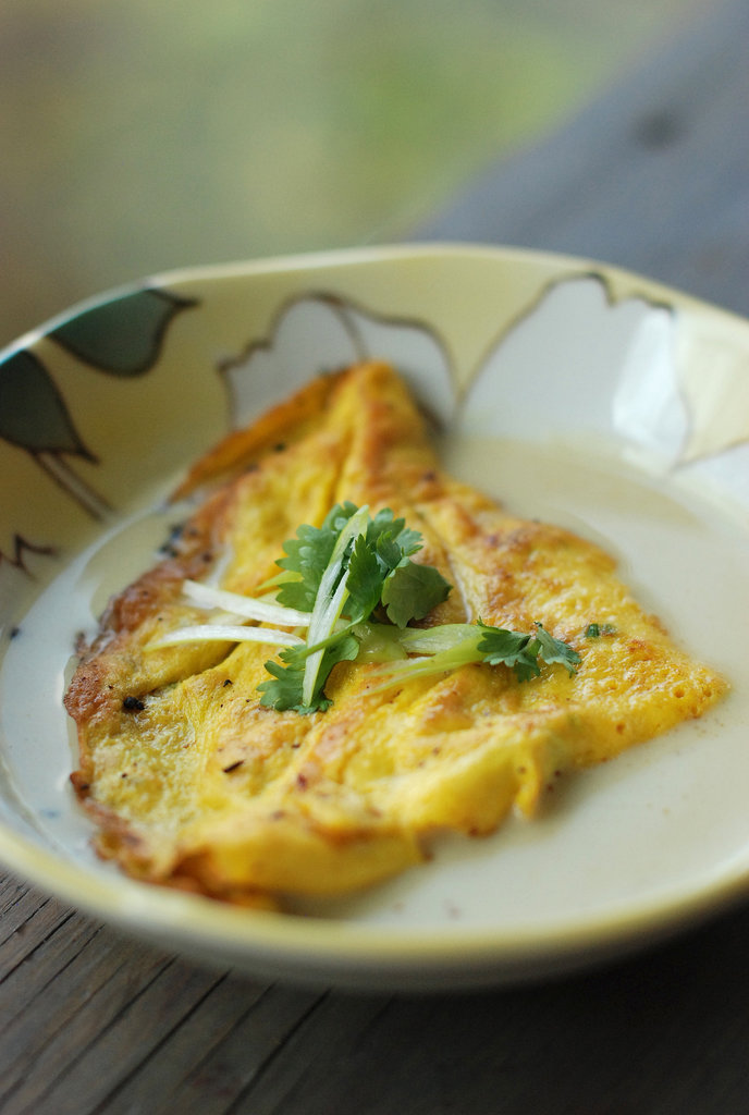 Thai Curry Omelet