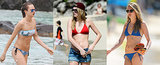 One Supermodel, Three Bikinis: Cara Delevingne Does Barbados in Style
