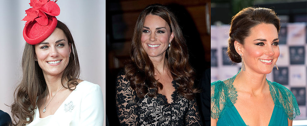 Celebrate All of Kate Middleton's Best Beauty Looks!