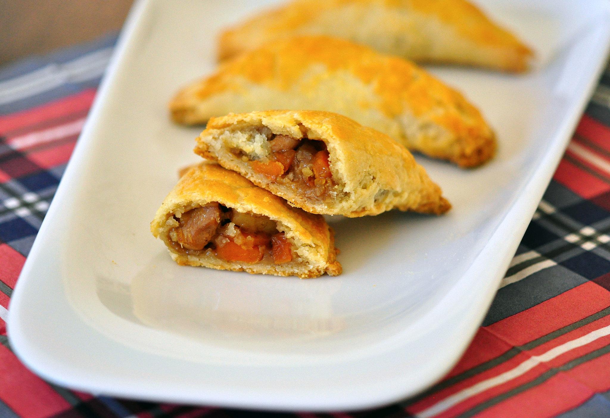 Cornish Pasties Recipe POPSUGAR Food