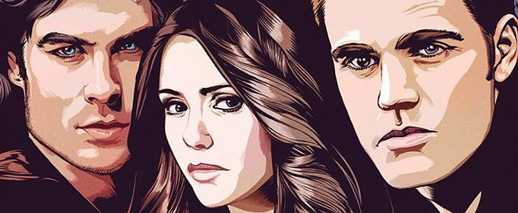 Get Ready For the Vampire Diaries Comic Book