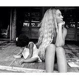 Beyoncé and Blue Ivy shared a sweet moment in the final days of the year. Source: Instagram user beyonce