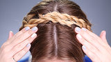 Put a Twist on the Classic Milkmaid Braid