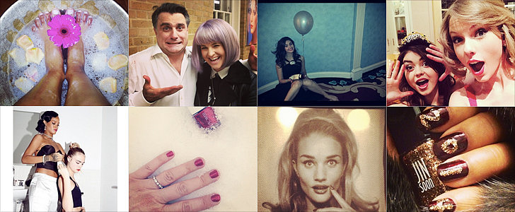 How A-Listers Kicked Off 2014 With a Whole Lot of Sparkle