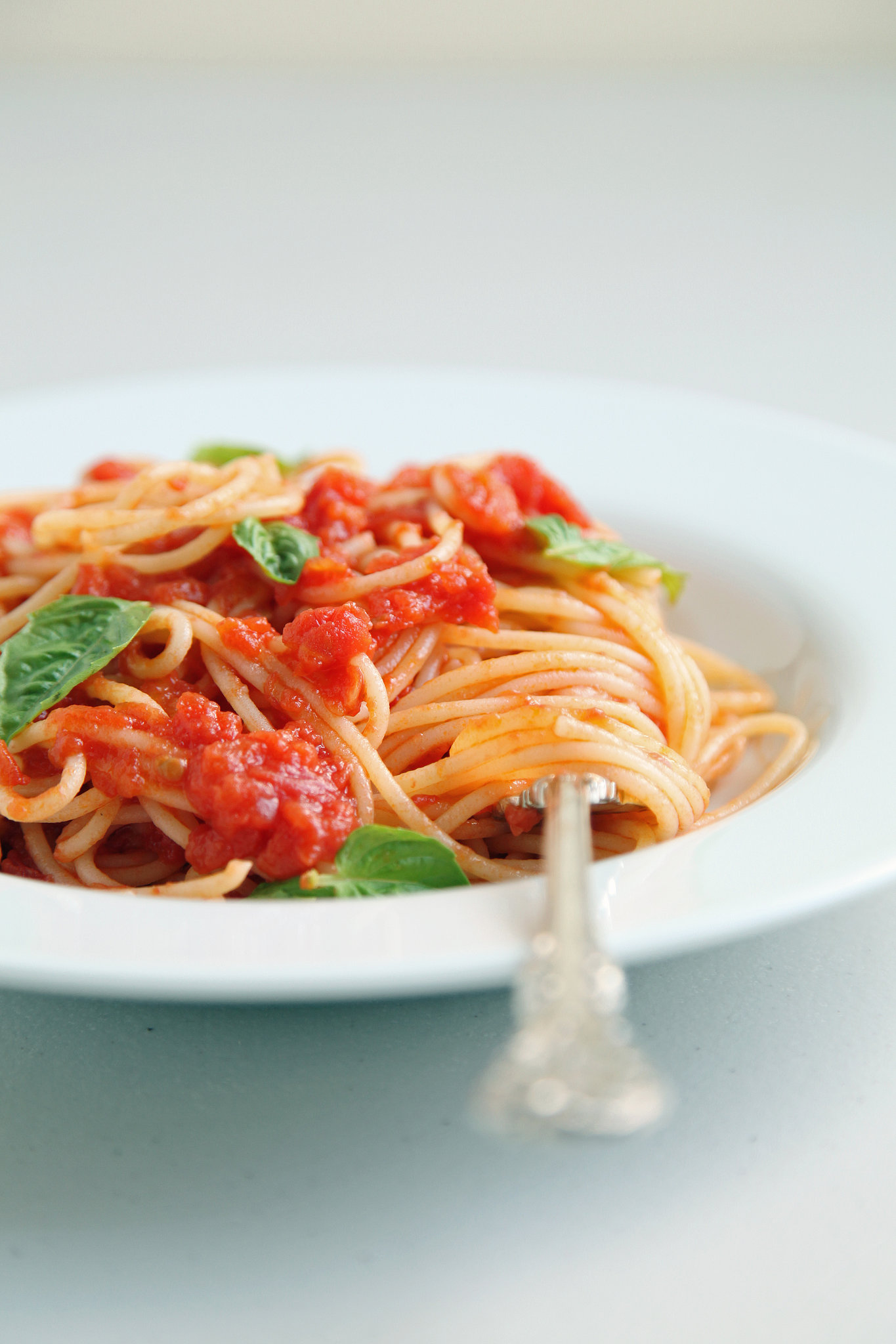 Pasta mozzarella tomato sauce recipe