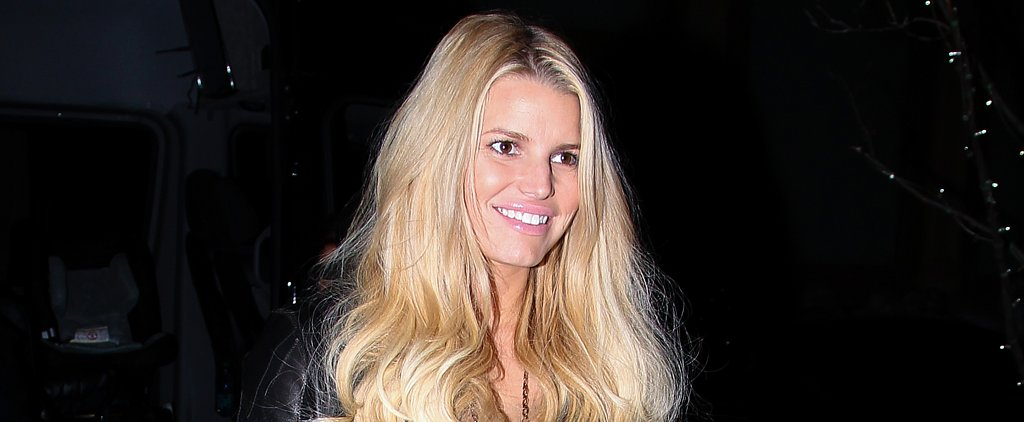Jessica Simpson's Baby Boy Is So Sweet!