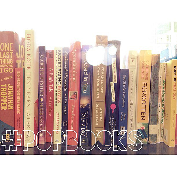 Use the hashtag #popbooks to share what you're reading with us on Instagram.