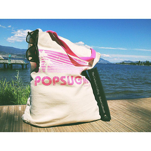 The POPSUGAR bag takes a trip to Canada.